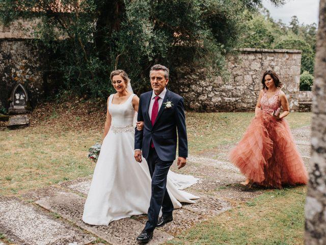 La boda de Félix y Patricia en Santiago De Compostela, A Coruña 15