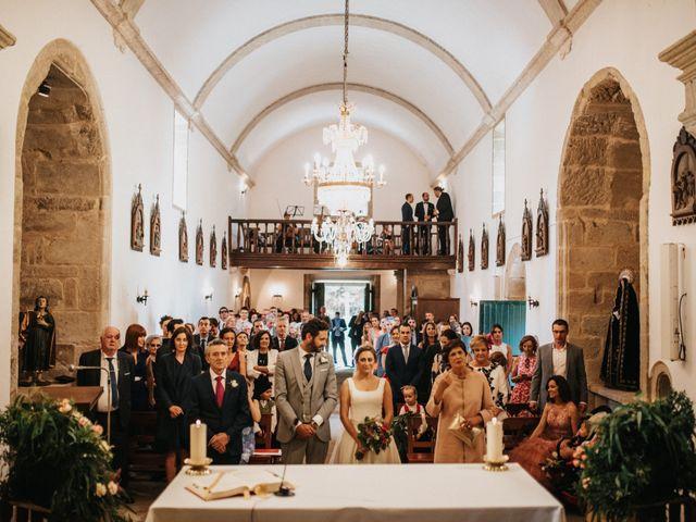 La boda de Félix y Patricia en Santiago De Compostela, A Coruña 17