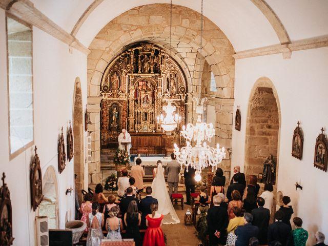 La boda de Félix y Patricia en Santiago De Compostela, A Coruña 19