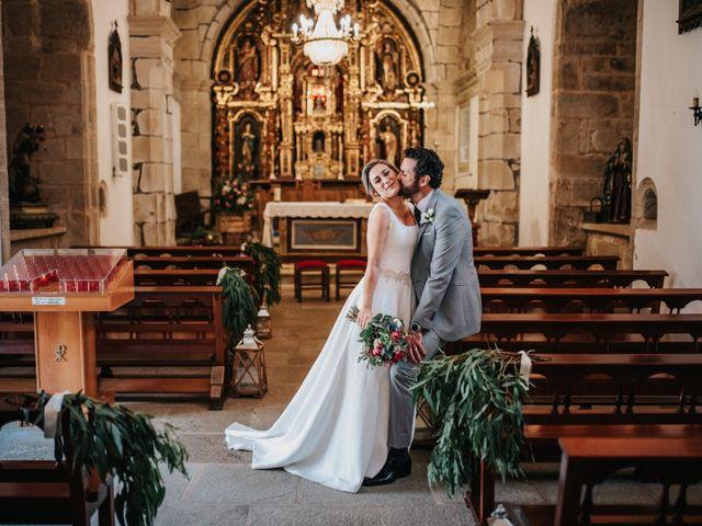 La boda de Félix y Patricia en Santiago De Compostela, A Coruña 29