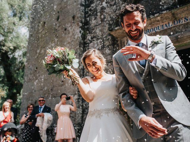 La boda de Félix y Patricia en Santiago De Compostela, A Coruña 30