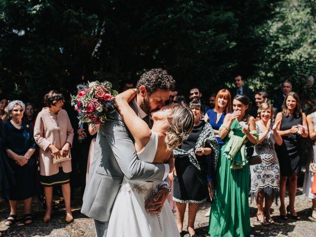 La boda de Félix y Patricia en Santiago De Compostela, A Coruña 31