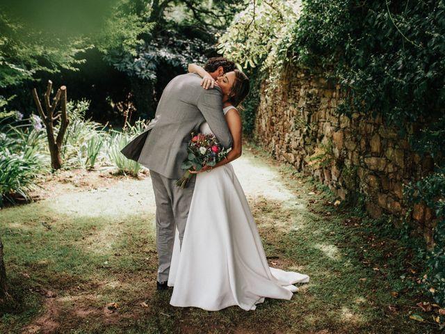 La boda de Félix y Patricia en Santiago De Compostela, A Coruña 34