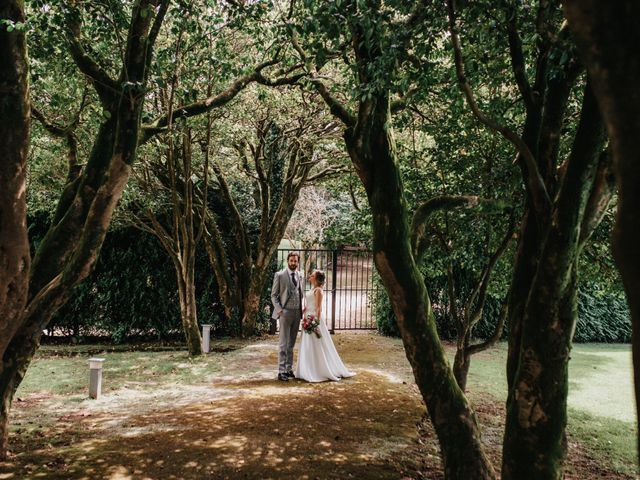 La boda de Félix y Patricia en Santiago De Compostela, A Coruña 35