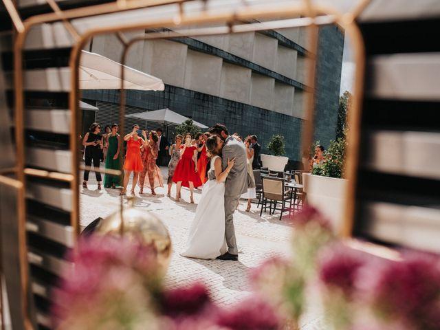 La boda de Félix y Patricia en Santiago De Compostela, A Coruña 45