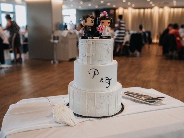 La boda de Félix y Patricia en Santiago De Compostela, A Coruña 55