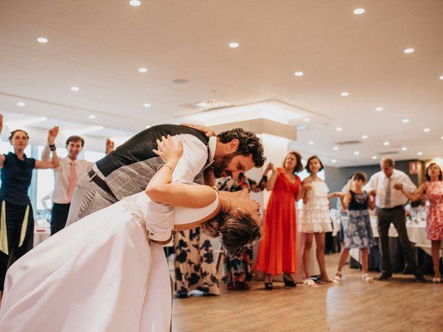 La boda de Félix y Patricia en Santiago De Compostela, A Coruña 58