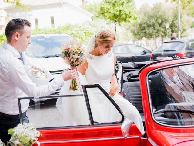 La boda de Edu y Aroa en Picassent, Valencia 23