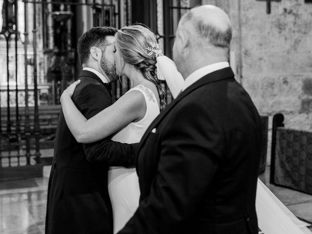 La boda de Edu y Aroa en Picassent, Valencia 27