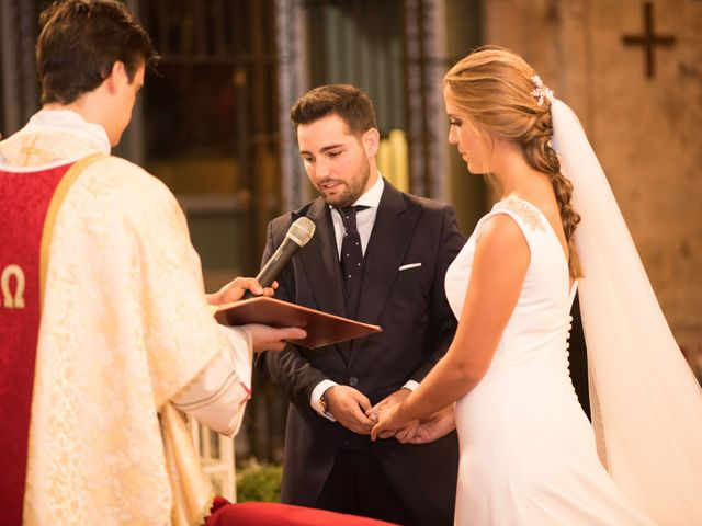 La boda de Edu y Aroa en Picassent, Valencia 31