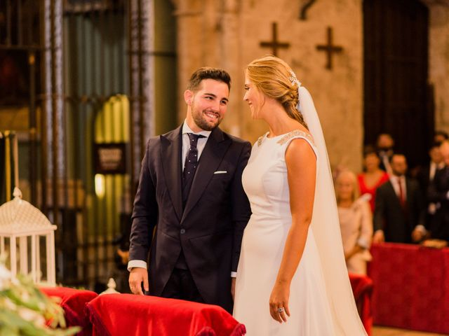 La boda de Edu y Aroa en Picassent, Valencia 35