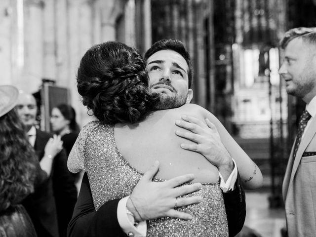 La boda de Edu y Aroa en Picassent, Valencia 36