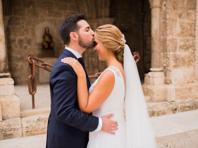 La boda de Edu y Aroa en Picassent, Valencia 37