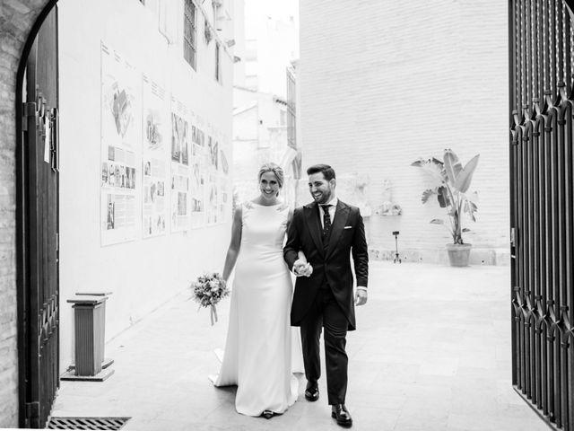 La boda de Edu y Aroa en Picassent, Valencia 38