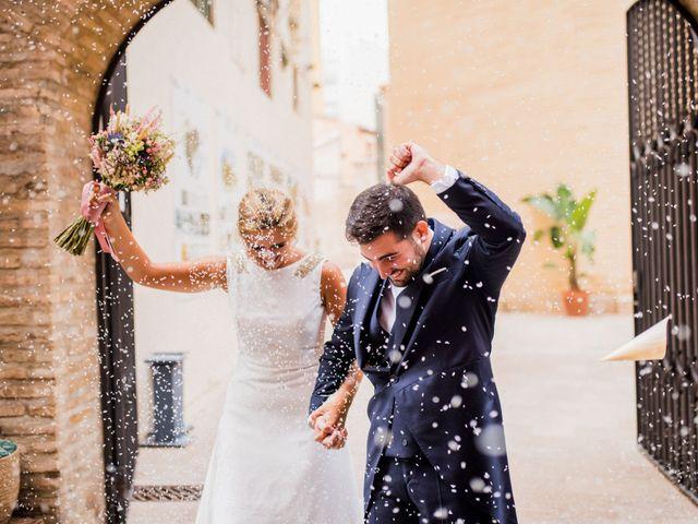 La boda de Edu y Aroa en Picassent, Valencia 39