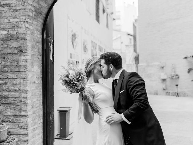 La boda de Edu y Aroa en Picassent, Valencia 40