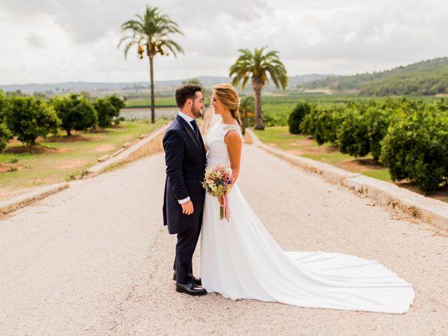 La boda de Edu y Aroa en Picassent, Valencia 46