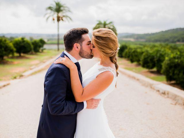 La boda de Edu y Aroa en Picassent, Valencia 47