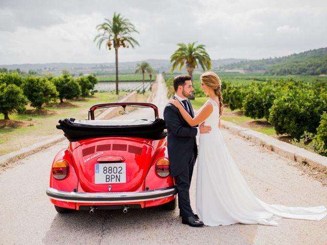 La boda de Edu y Aroa en Picassent, Valencia 48