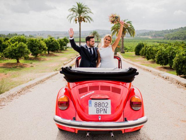 La boda de Edu y Aroa en Picassent, Valencia 49