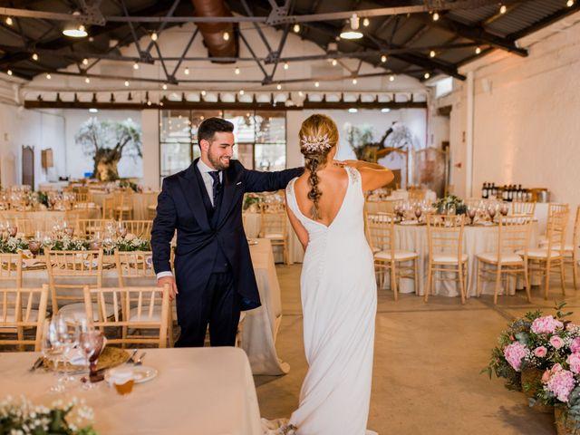 La boda de Edu y Aroa en Picassent, Valencia 50
