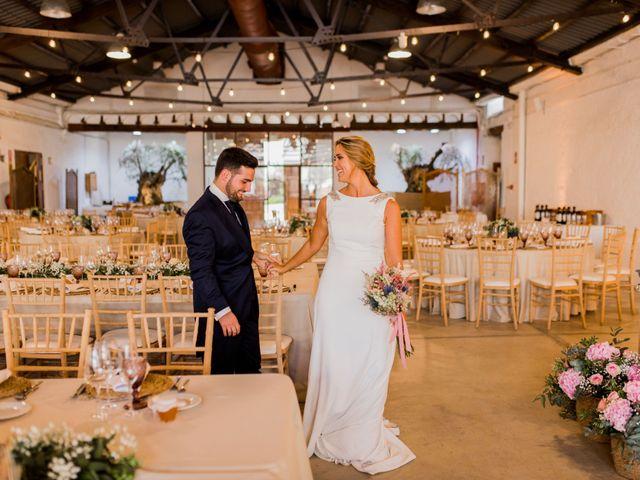 La boda de Edu y Aroa en Picassent, Valencia 51