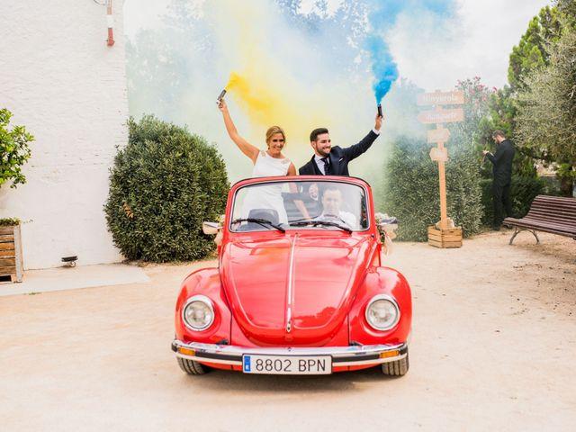 La boda de Edu y Aroa en Picassent, Valencia 52