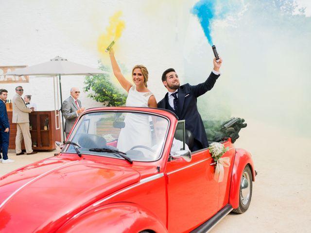 La boda de Edu y Aroa en Picassent, Valencia 53