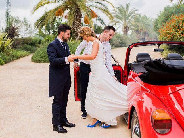 La boda de Edu y Aroa en Picassent, Valencia 54