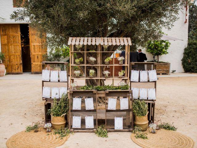 La boda de Edu y Aroa en Picassent, Valencia 56