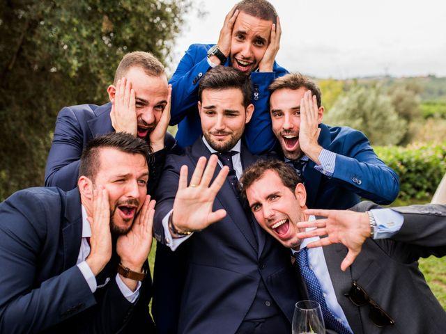 La boda de Edu y Aroa en Picassent, Valencia 62