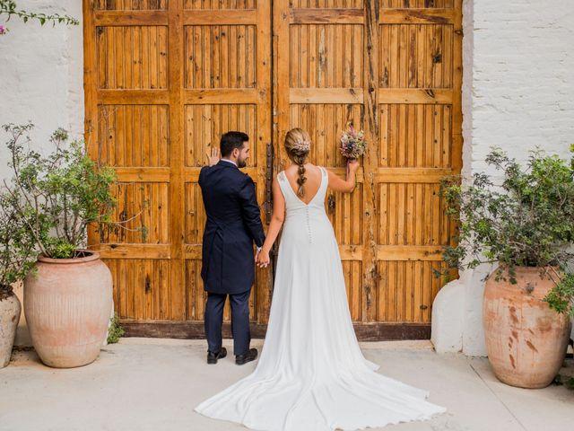 La boda de Edu y Aroa en Picassent, Valencia 64