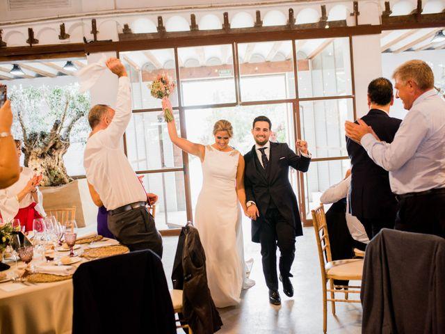 La boda de Edu y Aroa en Picassent, Valencia 65