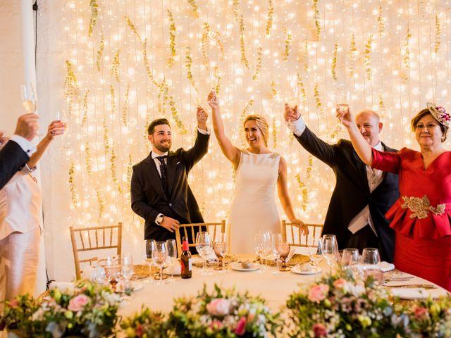 La boda de Edu y Aroa en Picassent, Valencia 66