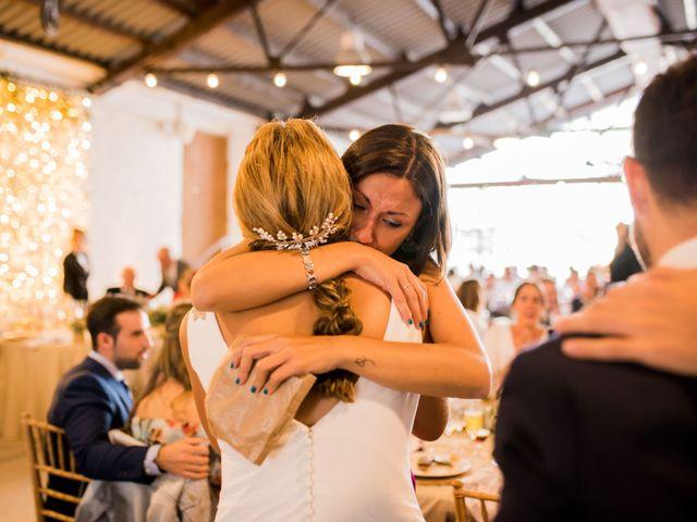 La boda de Edu y Aroa en Picassent, Valencia 75