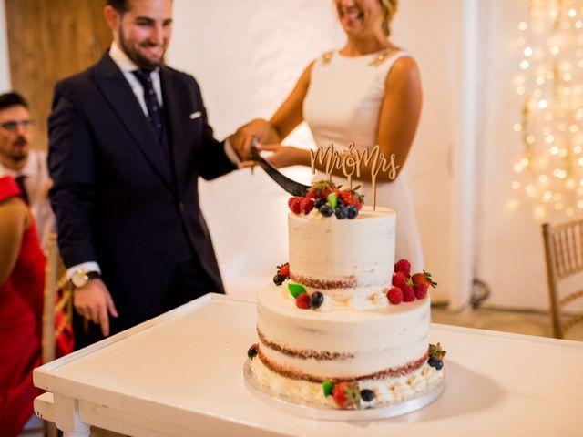 La boda de Edu y Aroa en Picassent, Valencia 79