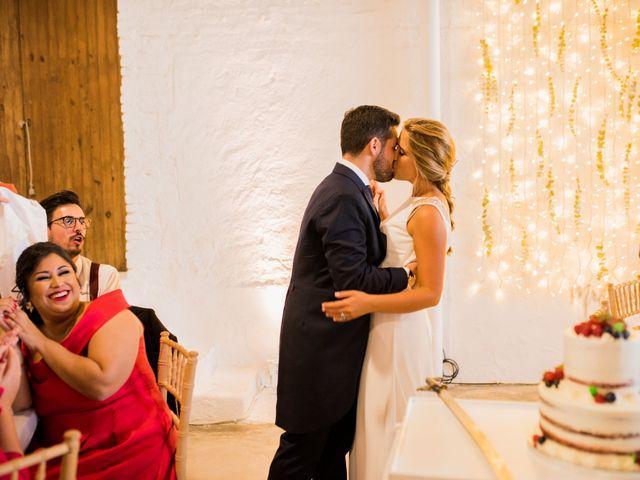 La boda de Edu y Aroa en Picassent, Valencia 81