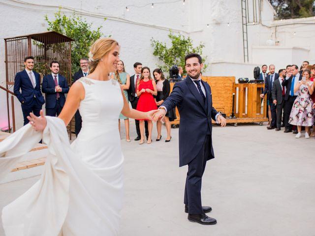 La boda de Edu y Aroa en Picassent, Valencia 83