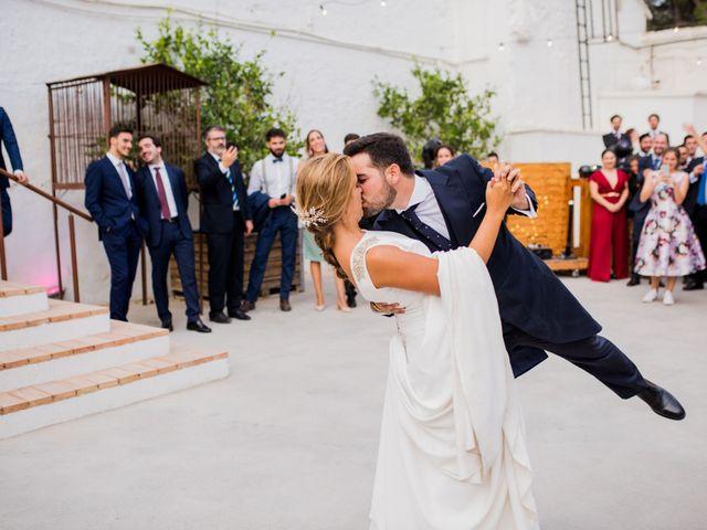 La boda de Edu y Aroa en Picassent, Valencia 85