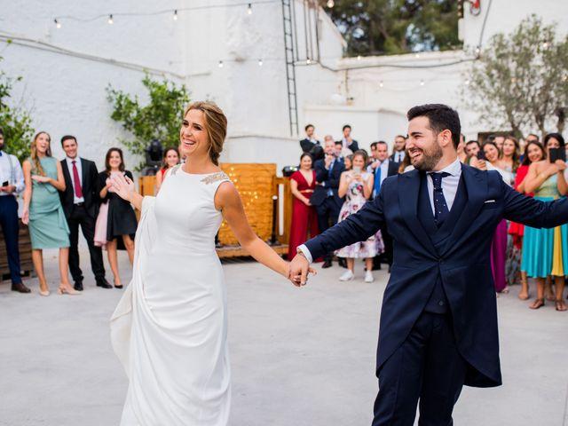 La boda de Edu y Aroa en Picassent, Valencia 86