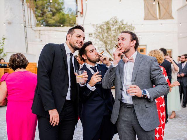La boda de Edu y Aroa en Picassent, Valencia 87
