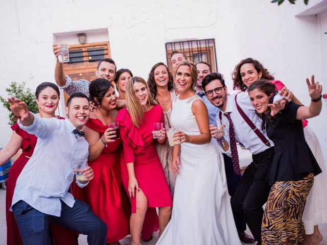 La boda de Edu y Aroa en Picassent, Valencia 89