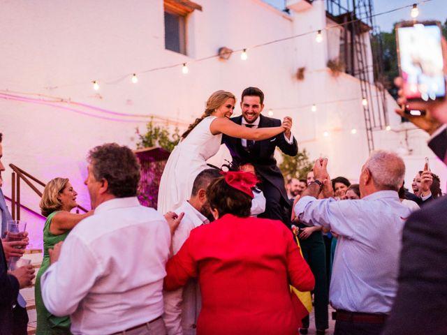 La boda de Edu y Aroa en Picassent, Valencia 90