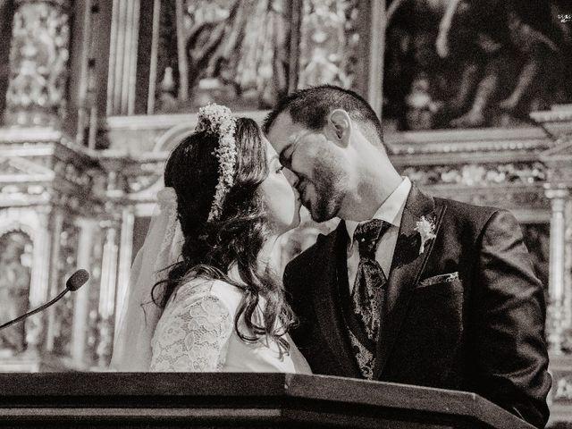 La boda de Alejandro y Jennifer en Algemesí, Valencia 2