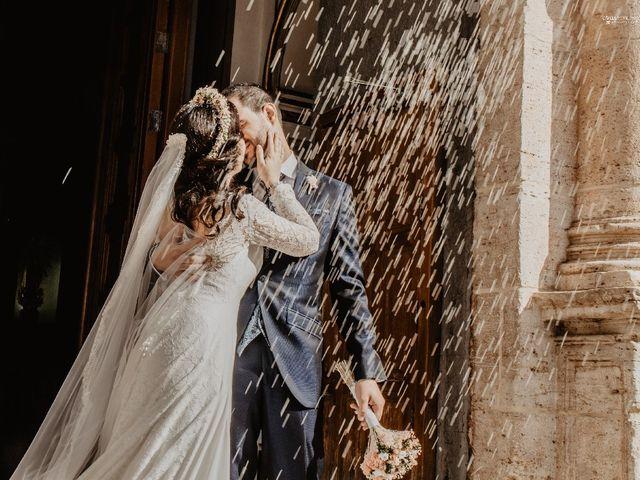 La boda de Alejandro y Jennifer en Algemesí, Valencia 3
