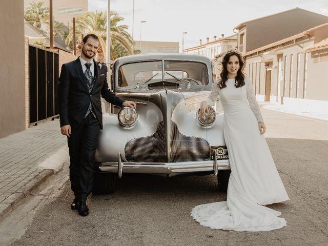 La boda de Alejandro y Jennifer en Algemesí, Valencia 4