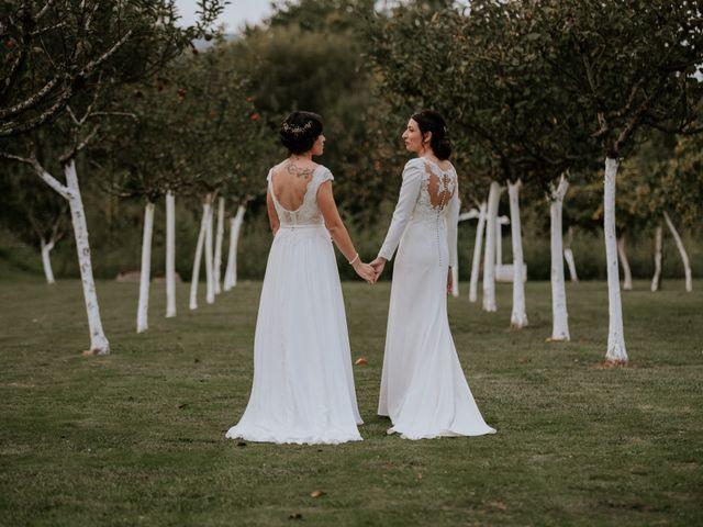 La boda de Nati y Yoli en Vigo, Pontevedra 3