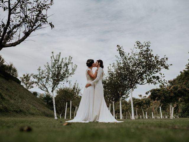 La boda de Nati y Yoli en Vigo, Pontevedra 33
