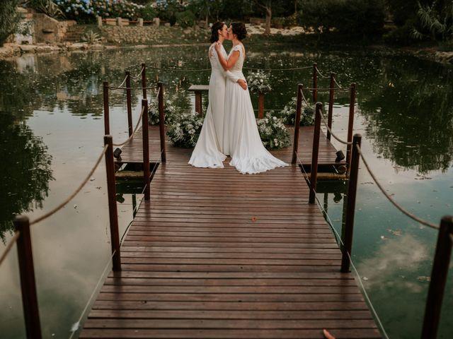 La boda de Yoli y Nati