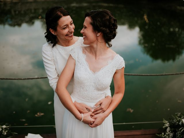 La boda de Nati y Yoli en Vigo, Pontevedra 34